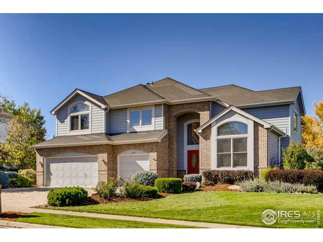 2107 Ridgeview Way, Longmont, CO 80504 (MLS #926562) :: Tracy's Team