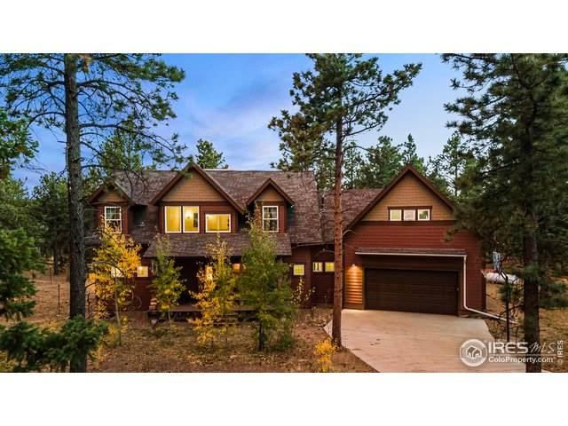 6801 Magnolia Dr, Nederland, CO 80466 (MLS #926569) :: 8z Real Estate