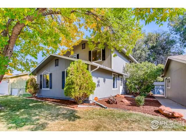 3206 Birmingham Dr, Fort Collins, CO 80526 (MLS #926573) :: Wheelhouse Realty