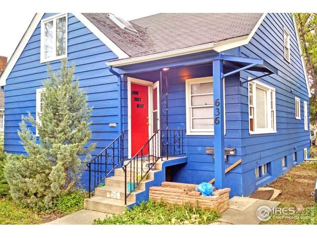 636 S Loomis Ave, Fort Collins, CO 80521 (MLS #926575) :: HomeSmart Realty Group