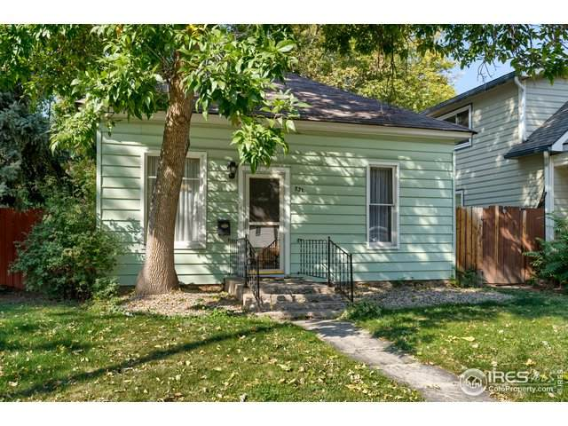731 Adams Ave, Loveland, CO 80537 (MLS #926578) :: Wheelhouse Realty