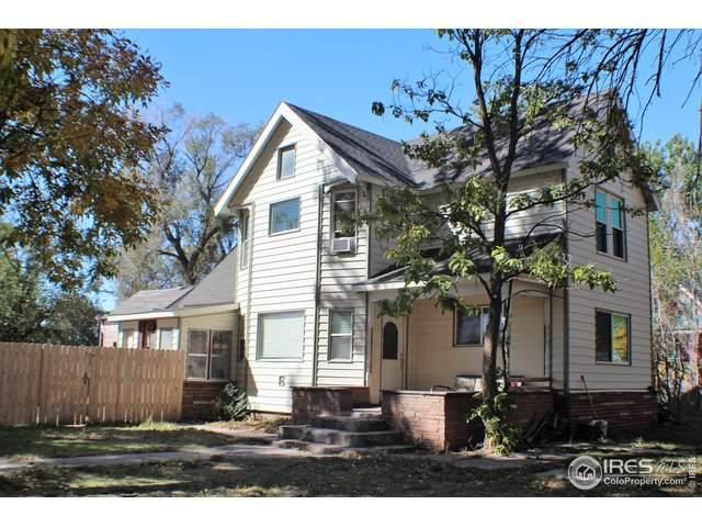 221 Pawnee St, Merino, CO 80741 (MLS #926588) :: 8z Real Estate