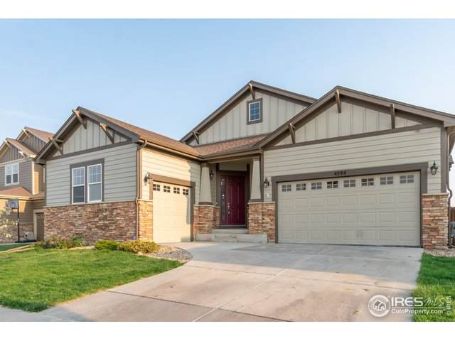 4594 E 139th Ave, Thornton, CO 80602 (MLS #926598) :: Colorado Home Finder Realty