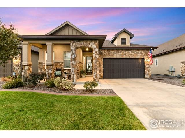 2040 Vineyard Dr, Windsor, CO 80550 (MLS #926606) :: HomeSmart Realty Group