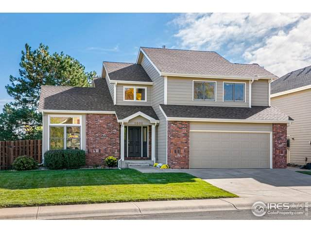 2602 Pasquinel Dr, Fort Collins, CO 80526 (MLS #926609) :: The Sam Biller Home Team