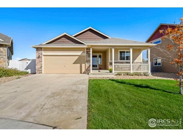 408 Stonebrook Dr, Windsor, CO 80550 (MLS #926613) :: Kittle Real Estate