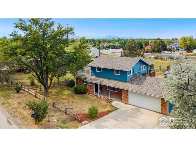 2268 21st St, Longmont, CO 80501 (MLS #926623) :: Downtown Real Estate Partners