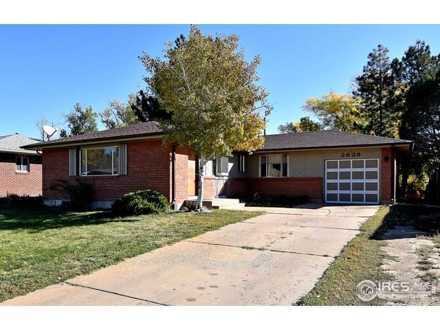 2628 16th Ave, Greeley, CO 80631 (#926624) :: My Home Team