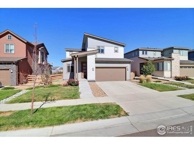 18047 E 107th Way, Commerce City, CO 80022 (MLS #926634) :: J2 Real Estate Group at Remax Alliance