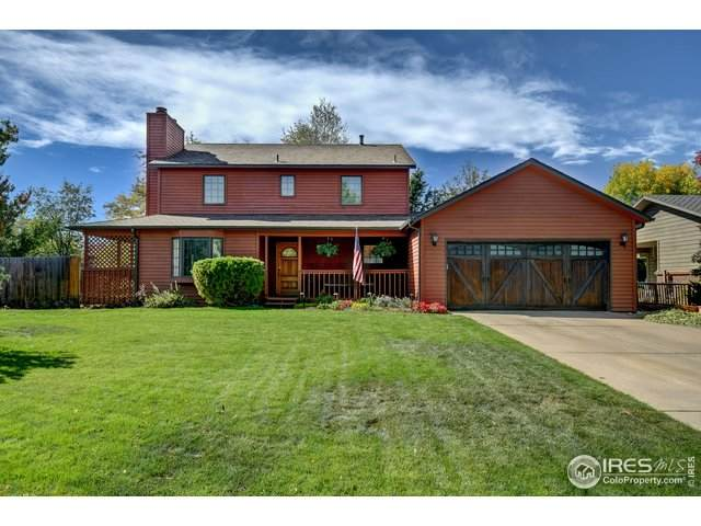 1805 Polk Ave, Louisville, CO 80027 (MLS #926642) :: Downtown Real Estate Partners