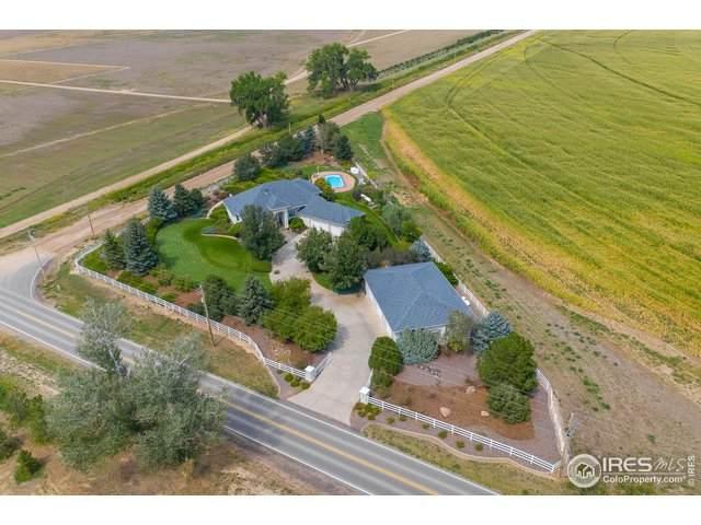 22049 County Road 74, Eaton, CO 80615 (MLS #926645) :: Neuhaus Real Estate, Inc.