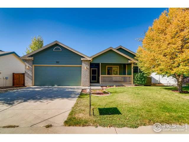227 Aspen Grove Way, Severance, CO 80550 (#926655) :: James Crocker Team