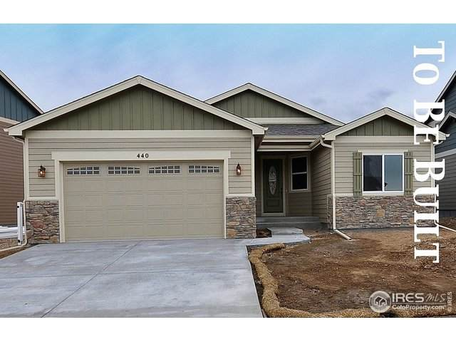 612 Marmalade Dr, Berthoud, CO 80513 (MLS #926669) :: HomeSmart Realty Group