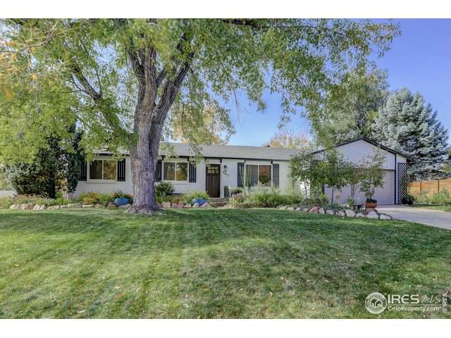 4517 Canterbury Dr, Boulder, CO 80301 (#926674) :: James Crocker Team