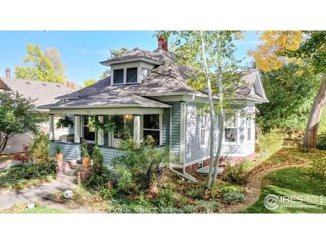328 Grant St, Longmont, CO 80501 (#926675) :: James Crocker Team