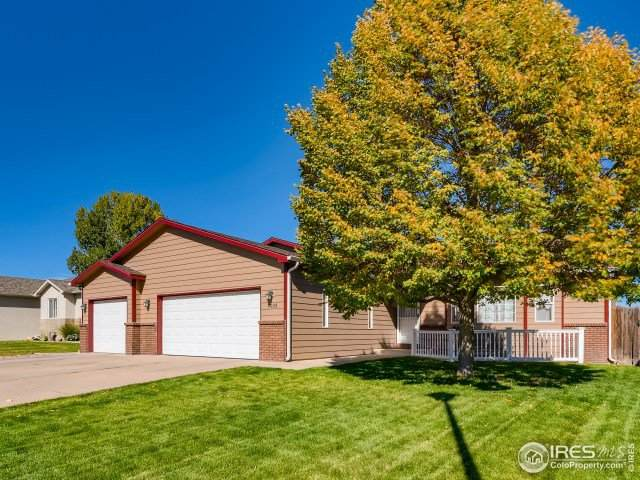 5033 W 2nd St Rd, Greeley, CO 80634 (MLS #926695) :: Tracy's Team