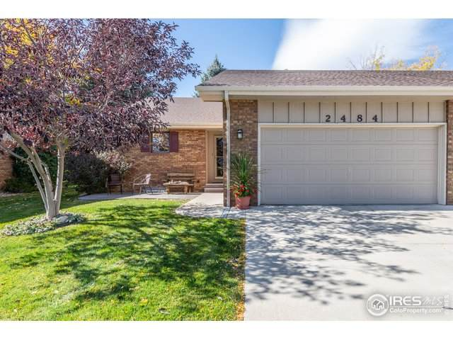 2484 Boise Ave, Loveland, CO 80538 (MLS #926705) :: Downtown Real Estate Partners