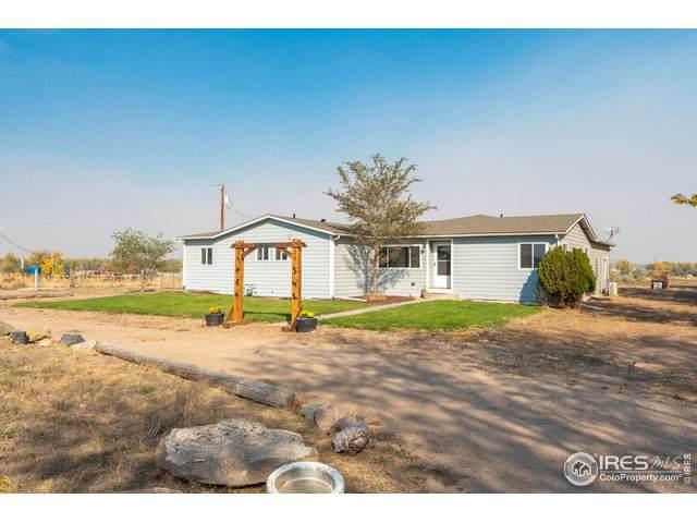 19055 County Road 50.5, La Salle, CO 80645 (MLS #926714) :: Fathom Realty