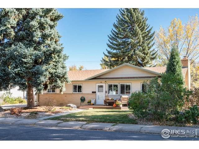 1106 Spencer St, Longmont, CO 80501 (MLS #926723) :: Downtown Real Estate Partners