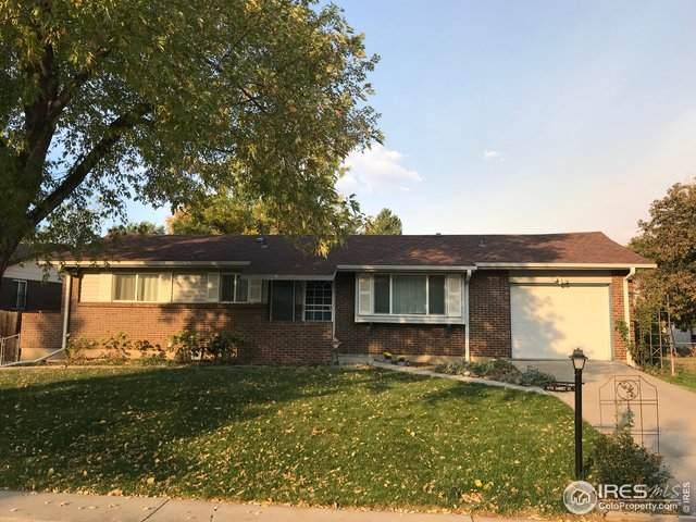 975 Garnet St, Broomfield, CO 80020 (MLS #926724) :: Kittle Real Estate