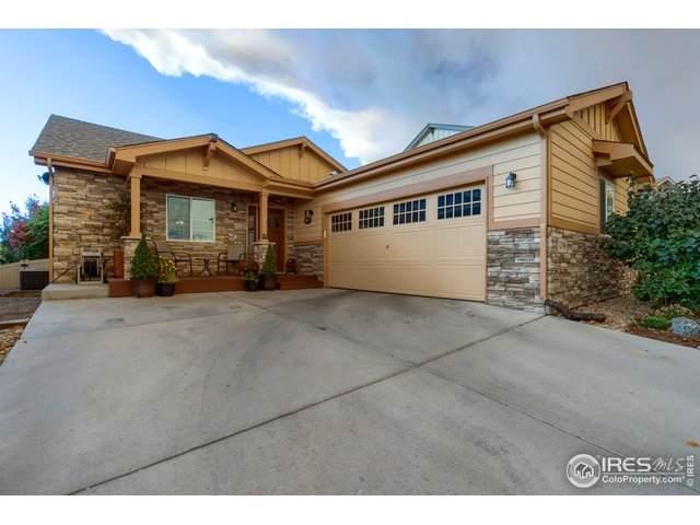 1298 Crabapple Dr, Loveland, CO 80538 (MLS #926735) :: Downtown Real Estate Partners