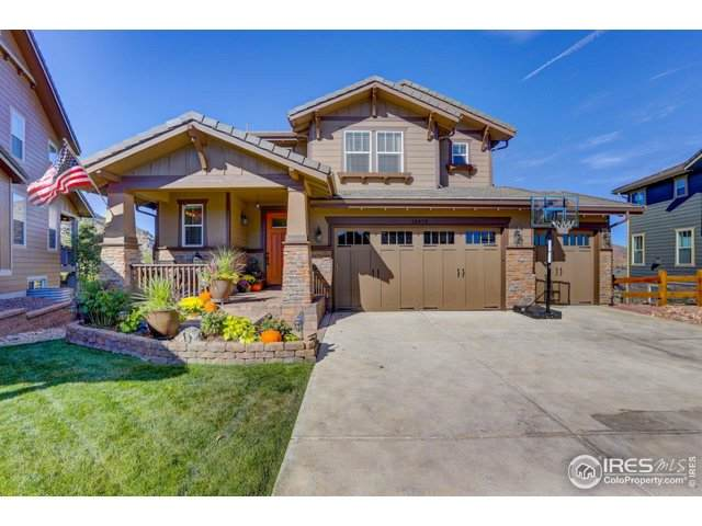 15973 Burrowing Owl Ct, Morrison, CO 80465 (MLS #926743) :: Colorado Home Finder Realty