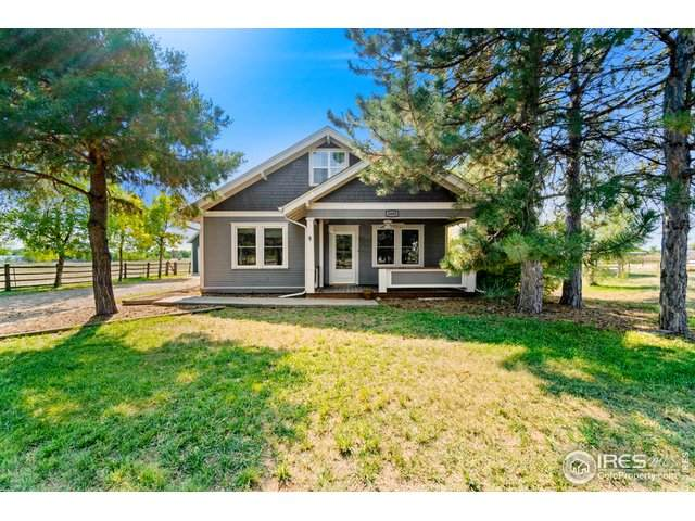 4809 E County Road 40, Fort Collins, CO 80525 (MLS #926757) :: Kittle Real Estate