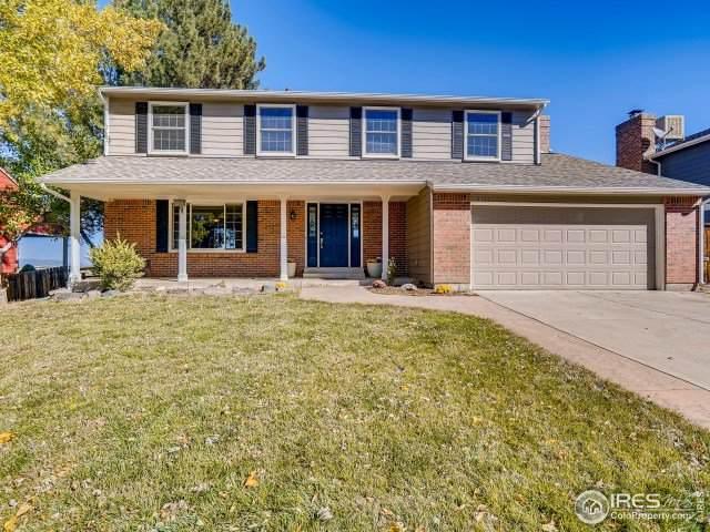 3131 Rock Creek Dr, Broomfield, CO 80020 (MLS #926760) :: Kittle Real Estate