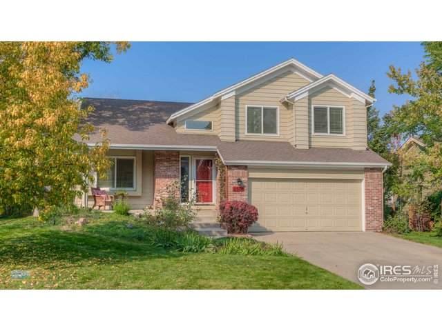 2501 Vine Pl, Boulder, CO 80304 (MLS #926768) :: 8z Real Estate