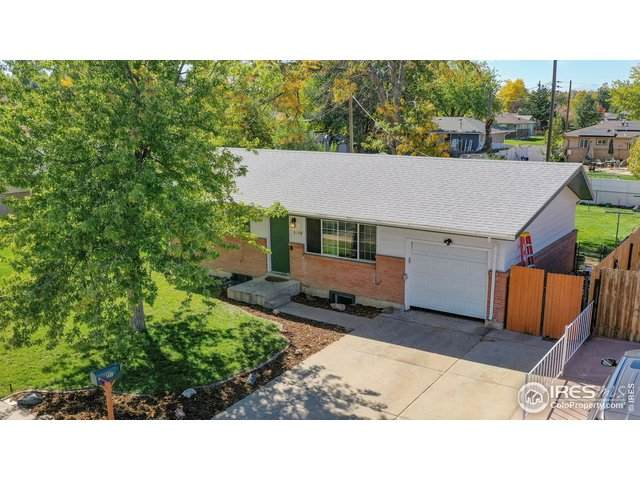 1449 24th Ave, Greeley, CO 80634 (MLS #926780) :: HomeSmart Realty Group