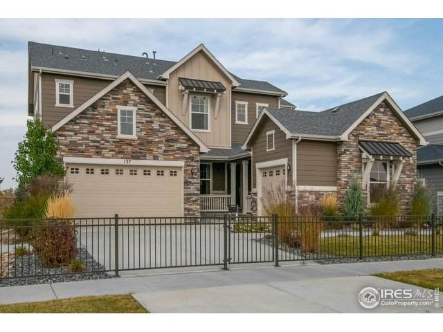 137 Western Sky Cir, Longmont, CO 80501 (MLS #926781) :: J2 Real Estate Group at Remax Alliance