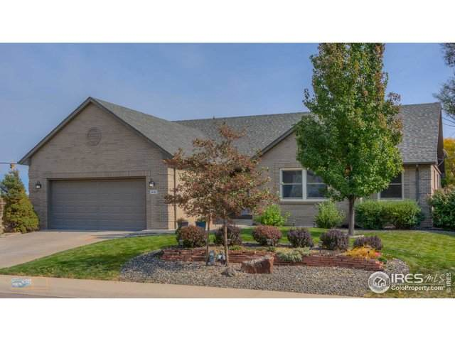 2430 Maplewood Cir, Longmont, CO 80503 (MLS #926784) :: J2 Real Estate Group at Remax Alliance