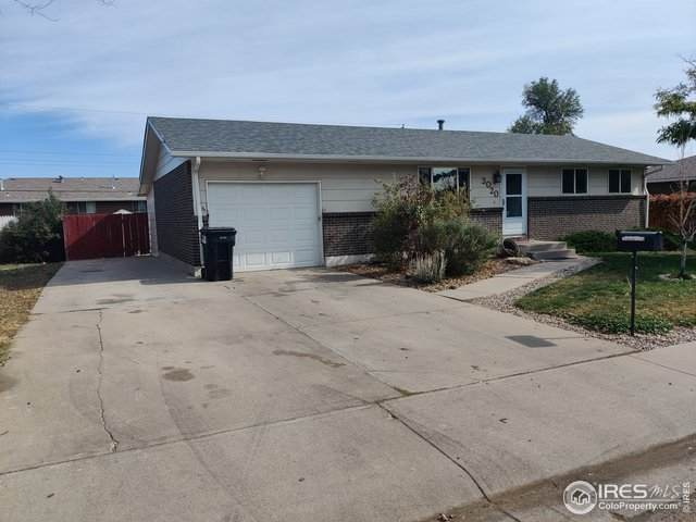 3020 Lakeside Dr, Evans, CO 80620 (MLS #926792) :: Downtown Real Estate Partners