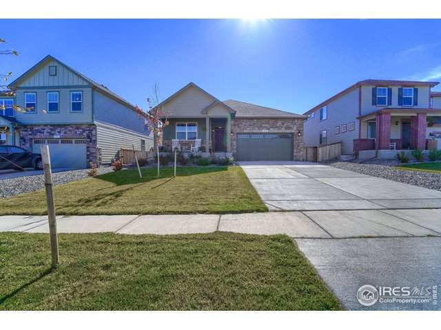 1186 W 171st Ave, Broomfield, CO 80023 (MLS #926809) :: Wheelhouse Realty