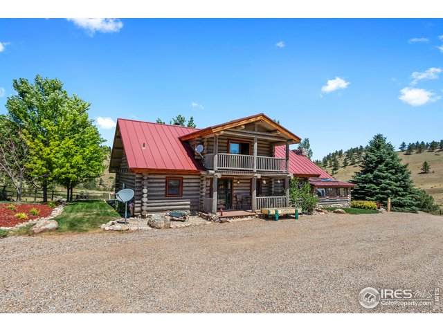 701 Indian Mountain Rd, Longmont, CO 80503 (MLS #926811) :: Jenn Porter Group