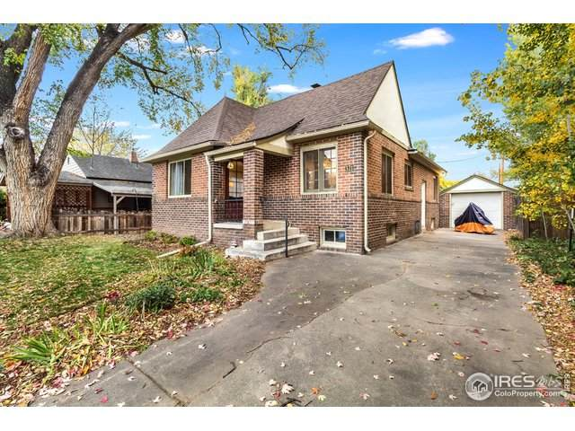 321 W 6th St, Loveland, CO 80537 (MLS #926815) :: J2 Real Estate Group at Remax Alliance