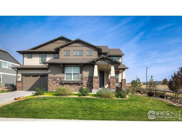 691 Smoky Hills Ln, Erie, CO 80516 (MLS #926843) :: Jenn Porter Group