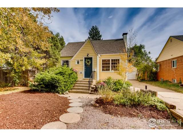 618 S Washington Ave, Fort Collins, CO 80521 (MLS #926894) :: Downtown Real Estate Partners