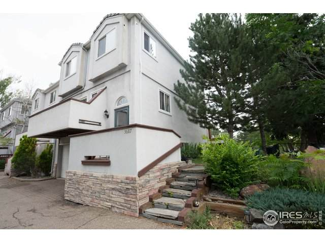 3687 Iris Ave, Boulder, CO 80301 (MLS #926898) :: Downtown Real Estate Partners