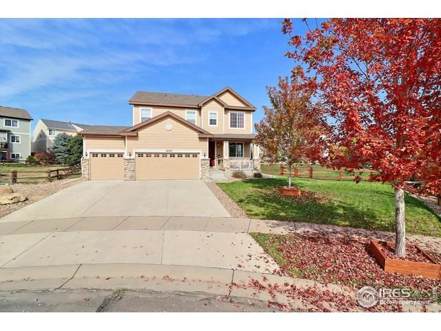 10105 W 15th St, Greeley, CO 80634 (MLS #926900) :: Wheelhouse Realty
