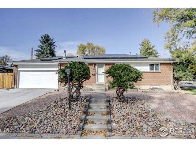 11907 W 58TH Pl, Arvada, CO 80004 (#926902) :: My Home Team