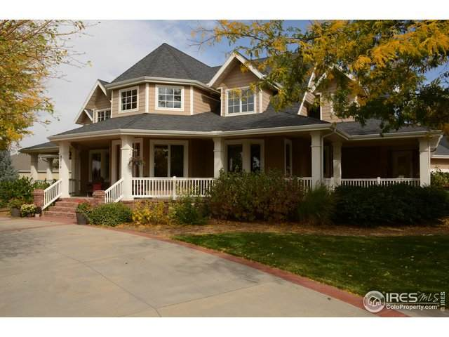 8014 Scenic Ridge Dr, Fort Collins, CO 80528 (MLS #926909) :: Kittle Real Estate