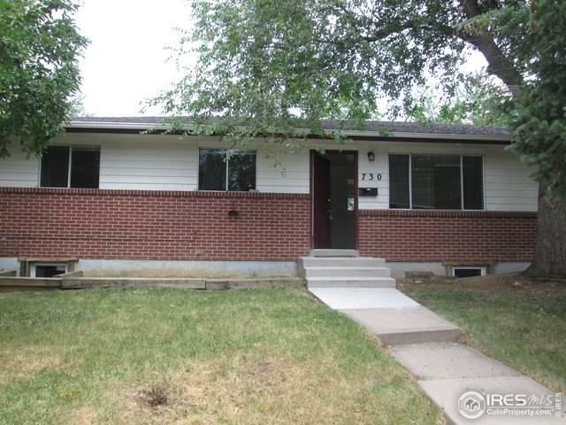 730 32nd St, Boulder, CO 80303 (MLS #926911) :: J2 Real Estate Group at Remax Alliance