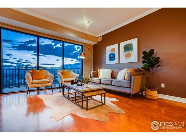 2990 E 17th Ave #1601, Denver, CO 80206 (MLS #926916) :: Colorado Home Finder Realty