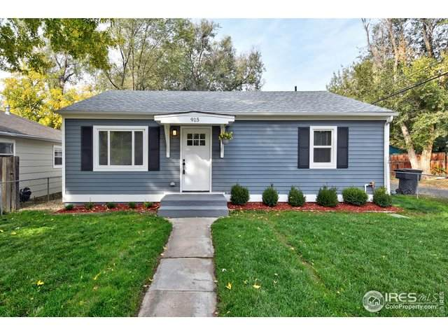 915 Atwood St, Longmont, CO 80501 (MLS #926921) :: Neuhaus Real Estate, Inc.