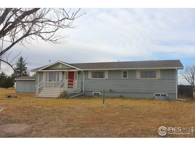 125 Sheridan Ave, Grover, CO 80729 (MLS #926923) :: Tracy's Team