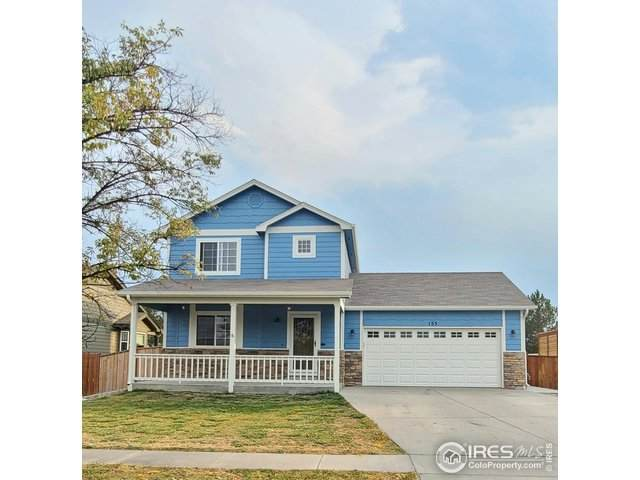 155 Redcloud Ave, Berthoud, CO 80513 (MLS #926924) :: Tracy's Team