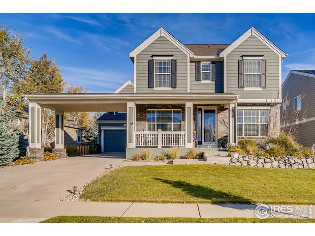 14121 W 86th Pl, Arvada, CO 80005 (#926930) :: James Crocker Team