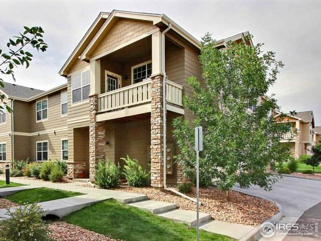 6603 W 3rd St #1715, Greeley, CO 80634 (MLS #926934) :: Find Colorado