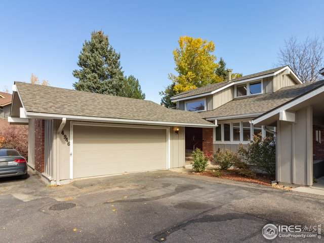 4946 Carter Ct B, Boulder, CO 80301 (#926935) :: My Home Team